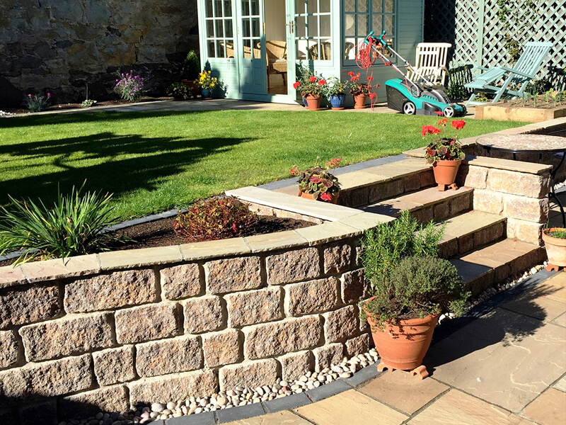 Landscaping Landscape Gardeners and Garden Design in Fife