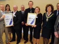 THE COURIER – INTERNATIONAL FEEL AT SCOTTISH YOUTH BUSINESS TRUST AWARDS