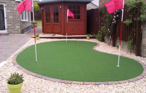 ARTIFICIAL GRASS & BLOCK PAVING IN KIRKCALDY