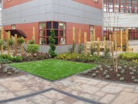 Landscape Brothers' Project For Queen Margaret Hospice
