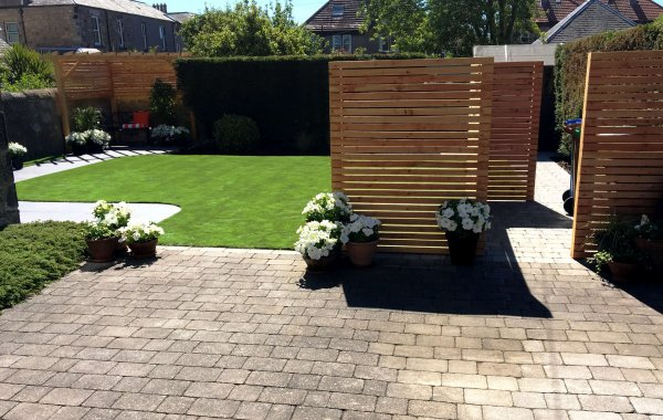 Vitrified Paving & Artificial Grass in Kirkcaldy