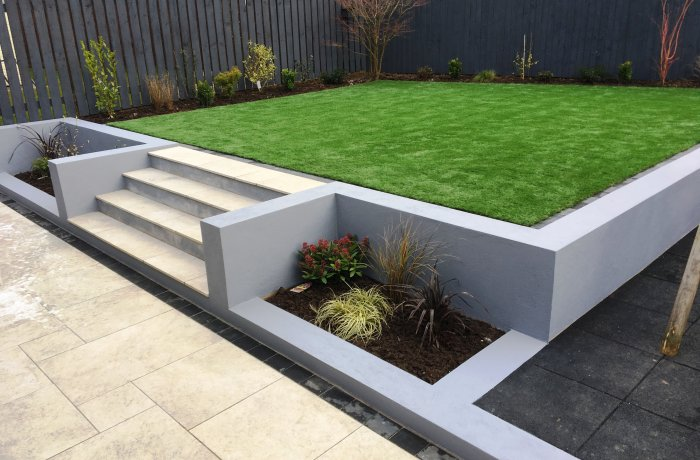 Vitrified Paving, Rubber Tiles & Artificial Grass in Dunfermline