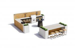 Outdoor kitchen 3